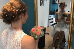 Coiffure Magic Beauty Braut